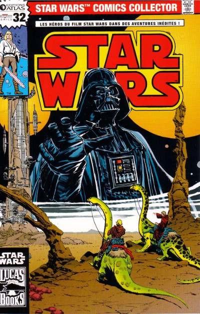 Couverture de Star Wars (Comics Collector) -32- Numéro 32