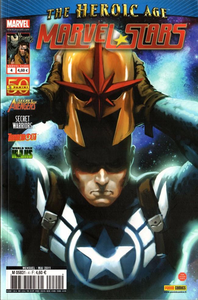 Couverture de Marvel Stars -4- Libre