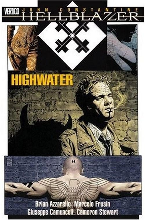 Couverture de Hellblazer (1988) -INT-18- Highwater