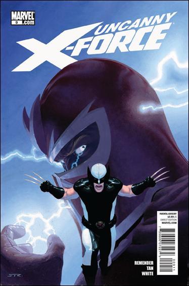 Couverture de Uncanny X-Force (2010) -9- High art