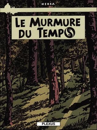 Couverture de Tintin - Pastiches, parodies & pirates - Le Murmure du Temps