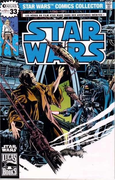 Couverture de Star Wars (Comics Collector) -33- Numéro 33