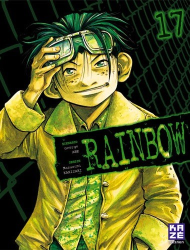 Couverture de Rainbow -17- Tome 17