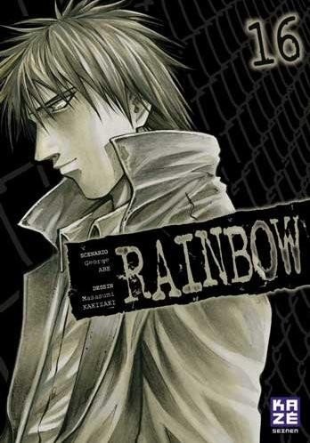 Couverture de Rainbow -16- Tome 16