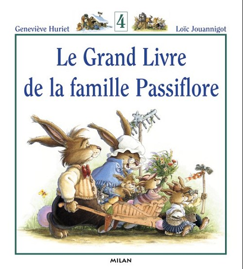La famille passiflore int4 le grand livre de la famille passiflore - Les jardins de passiflore ...