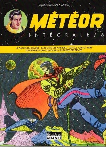 Couverture de Météor (Intégrale) -6- Volume 6