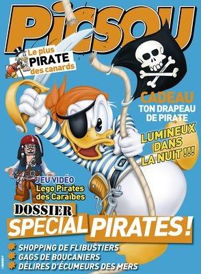 Couverture de Picsou Magazine -471- Picsou magazine n°471