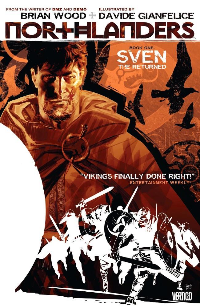 Couverture de Northlanders (2008) -INT01- Sven the returned