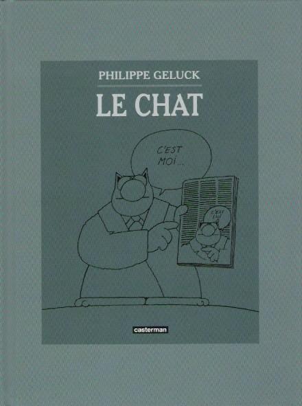 Couverture de Le chat -01-02- Le Chat / Le Retour du Chat