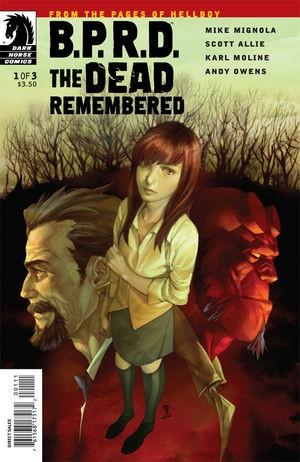 Couverture de B.P.R.D. (2003) -77- The Dead Remembered 1