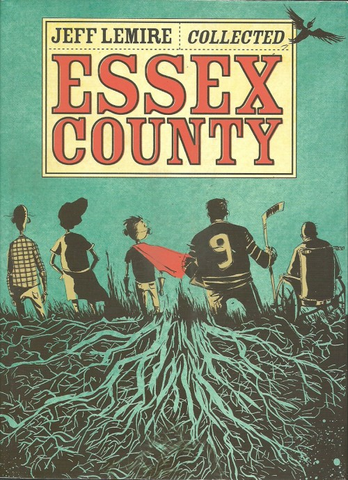 Couverture de Essex County (2007) - The complete Essex County
