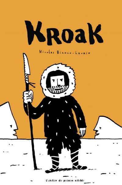 Couverture de Kroak