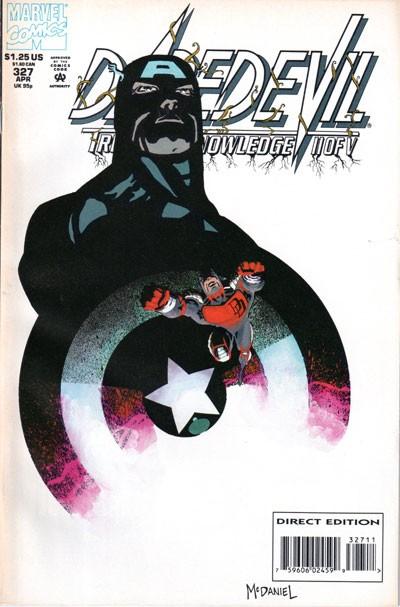 Couverture de Daredevil (1964) -327- System error