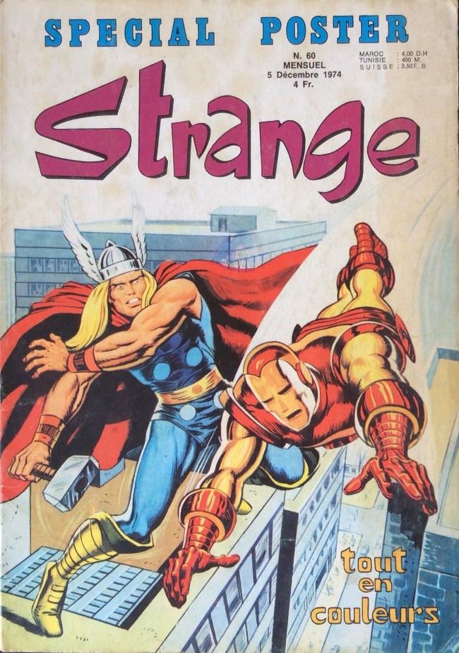 Couverture de Strange -60- Strange 60
