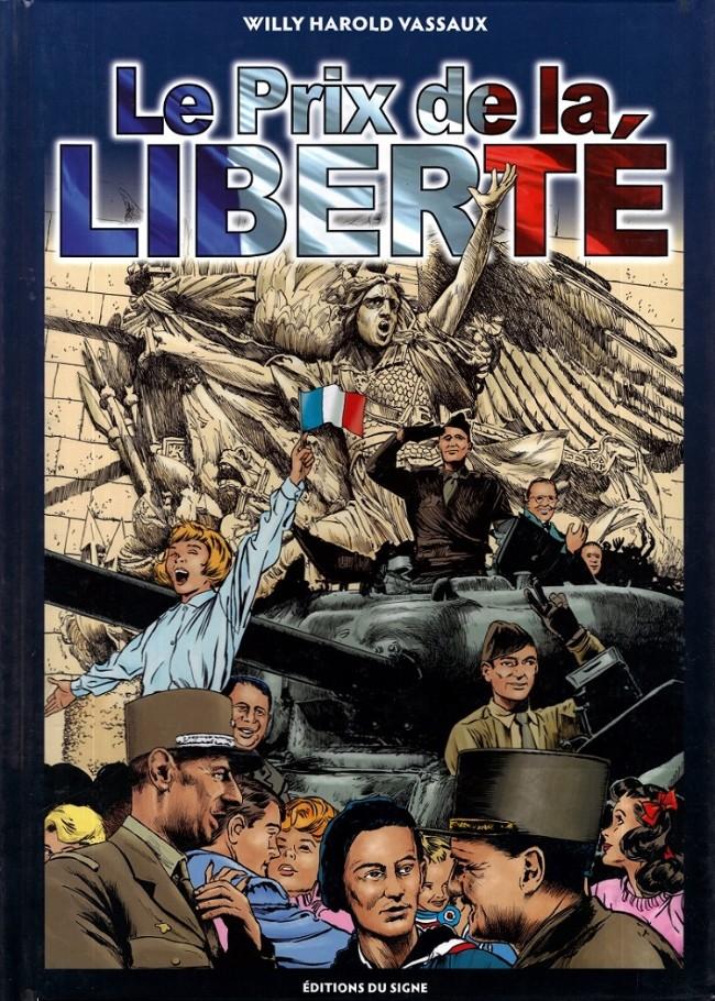Couverture de Le prix de la liberté - Tome 2