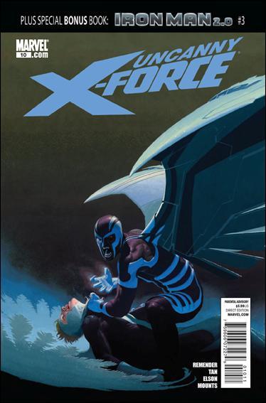 Couverture de Uncanny X-Force (2010) -10- The killer among us