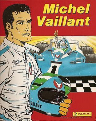 Couverture de Michel Vaillant -HS5- Michel Vaillant (album d'images Panini)
