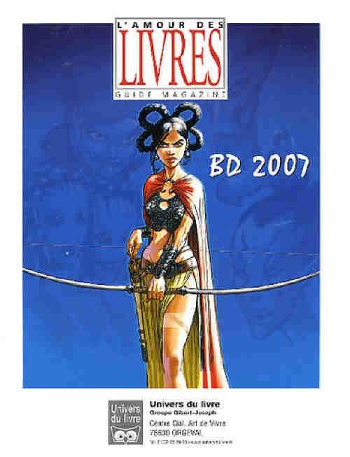 Doc L Amour Des Livres Special Bd 2007