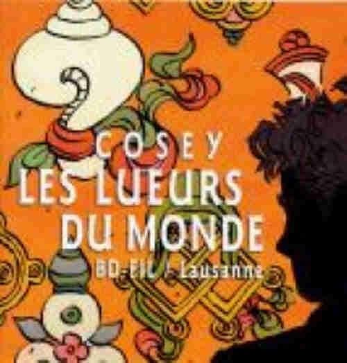 Couverture de (AUT) Cosey -CAT- Les Lueurs du monde