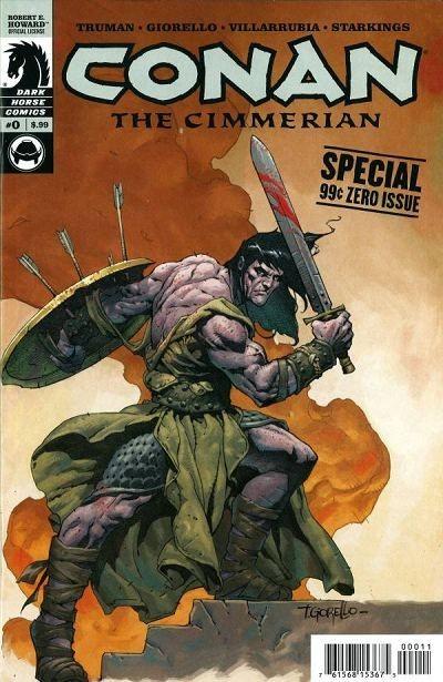 Couverture de Conan the Cimmerian (2008) -0- ...Cimmeria...