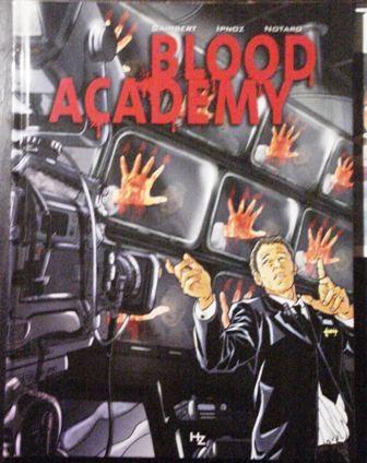 """Résultat de recherche d'images pour """"blood academy"""""""