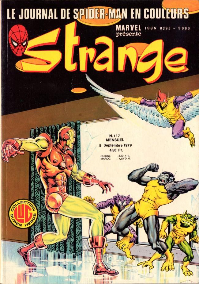 Couverture de Strange -117- Strange 117
