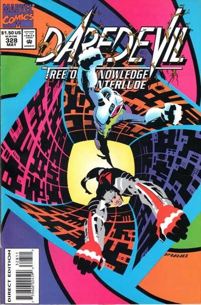 Couverture de Daredevil Vol. 1 (Marvel - 1964) -328- Apprehensions