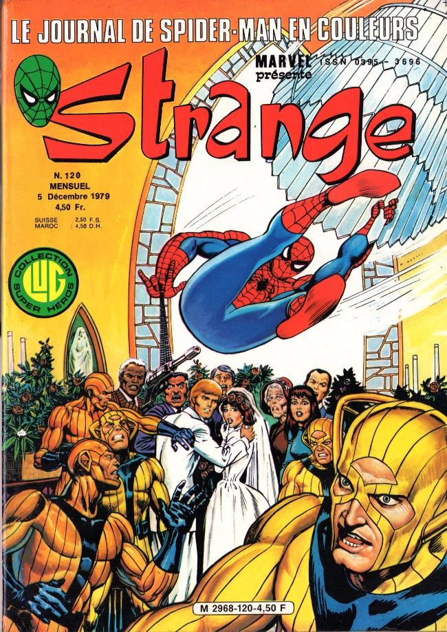 Couverture de Strange -120- Strange 120