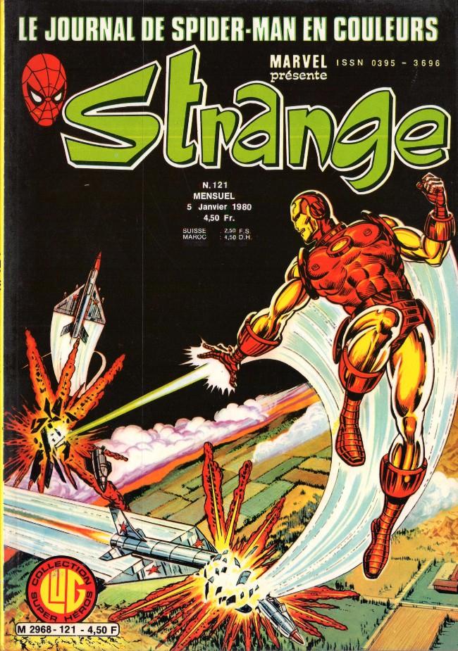 Couverture de Strange -121- Strange 121