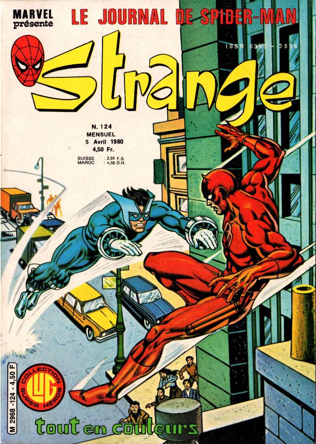 Couverture de Strange -124- Strange 124