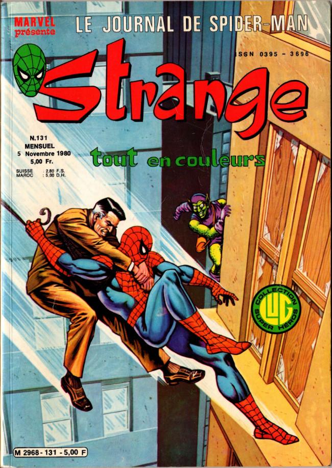 Couverture de Strange -131- Strange 131