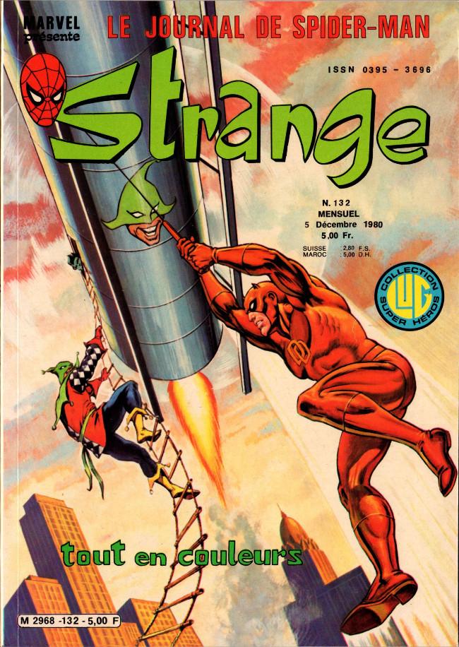 Couverture de Strange -132- Strange 132