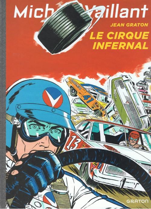 Couverture de Michel Vaillant (Dupuis) -15- Le Cirque infernal