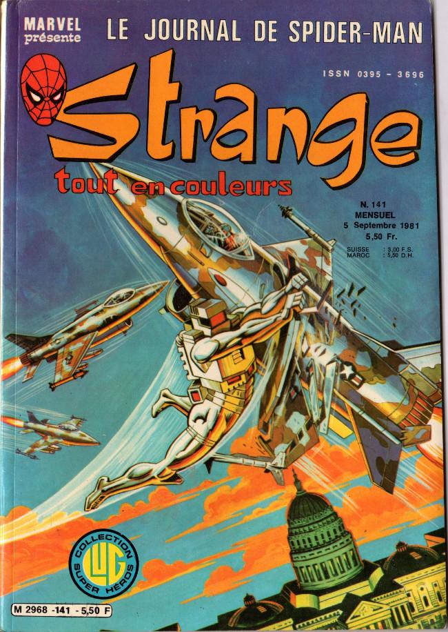 Couverture de Strange -141- Strange 141