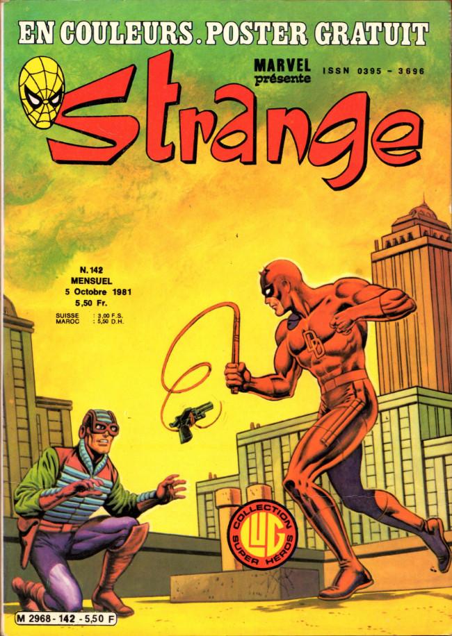 Couverture de Strange -142- Strange 142