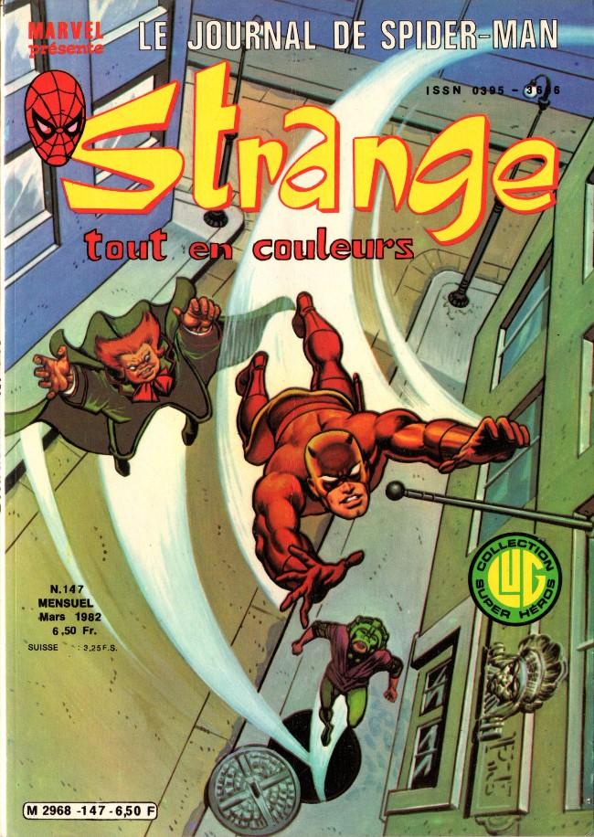 Couverture de Strange -147- Strange 147