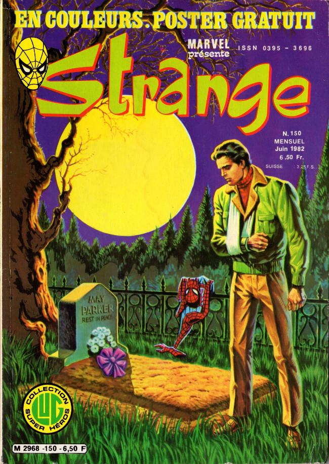 Couverture de Strange -150- Strange 150