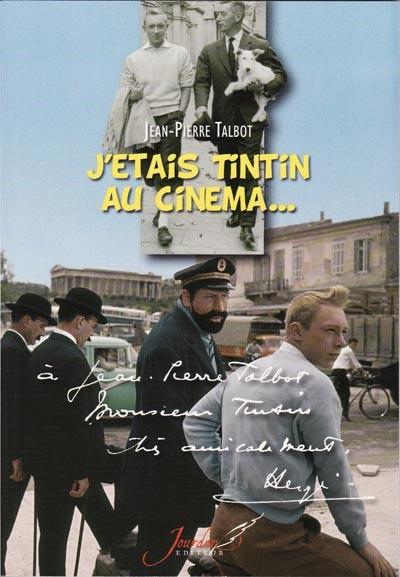 Couverture de (AUT) Hergé -184- J'étais Tintin au cinéma...
