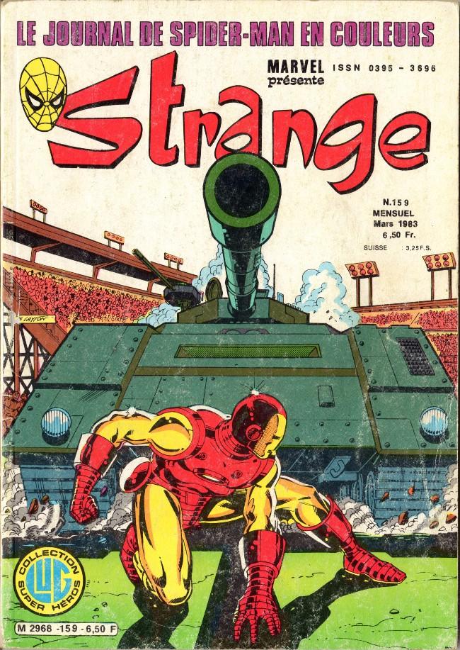 Couverture de Strange -159- Strange 159