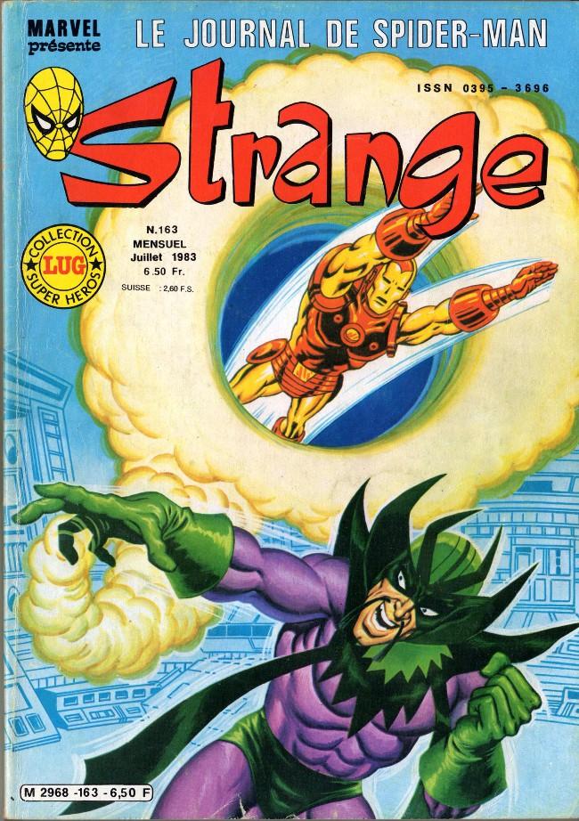Couverture de Strange -163- Strange 163