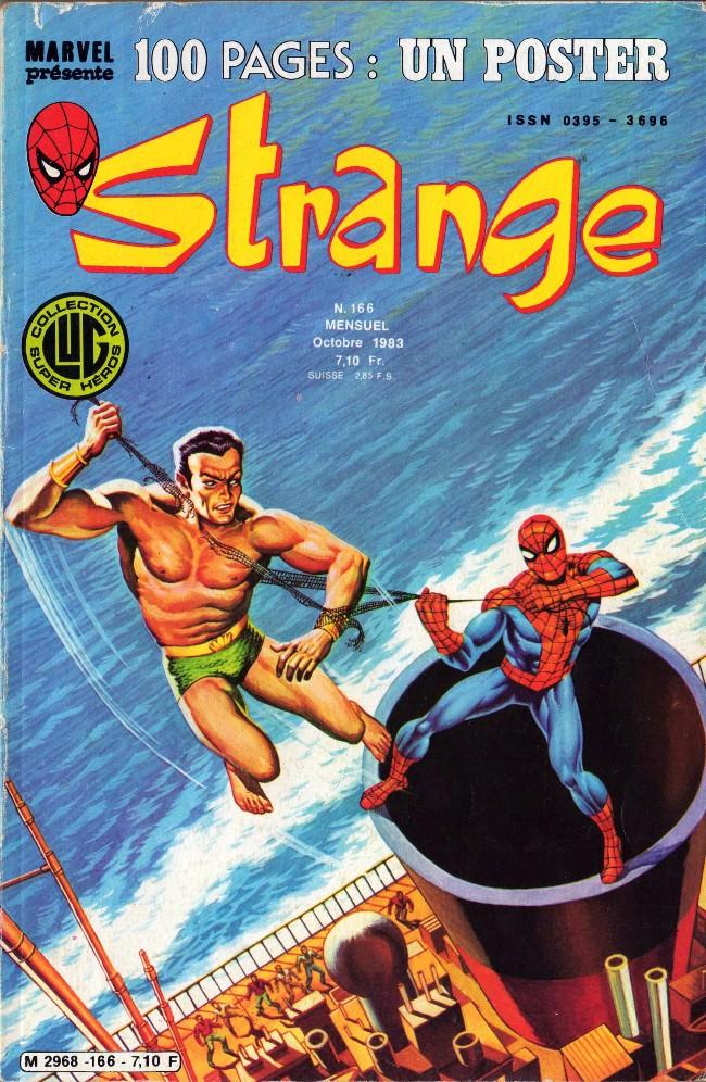 Couverture de Strange -166- Strange 166