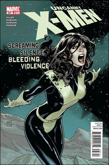 Couverture de Uncanny X-Men (The) (1963) -537- Breaking point part 3