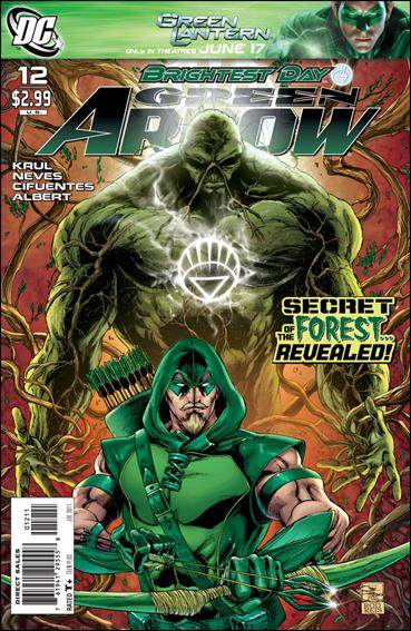 Couverture de Green Arrow (2010) -12- The changing of the seasons