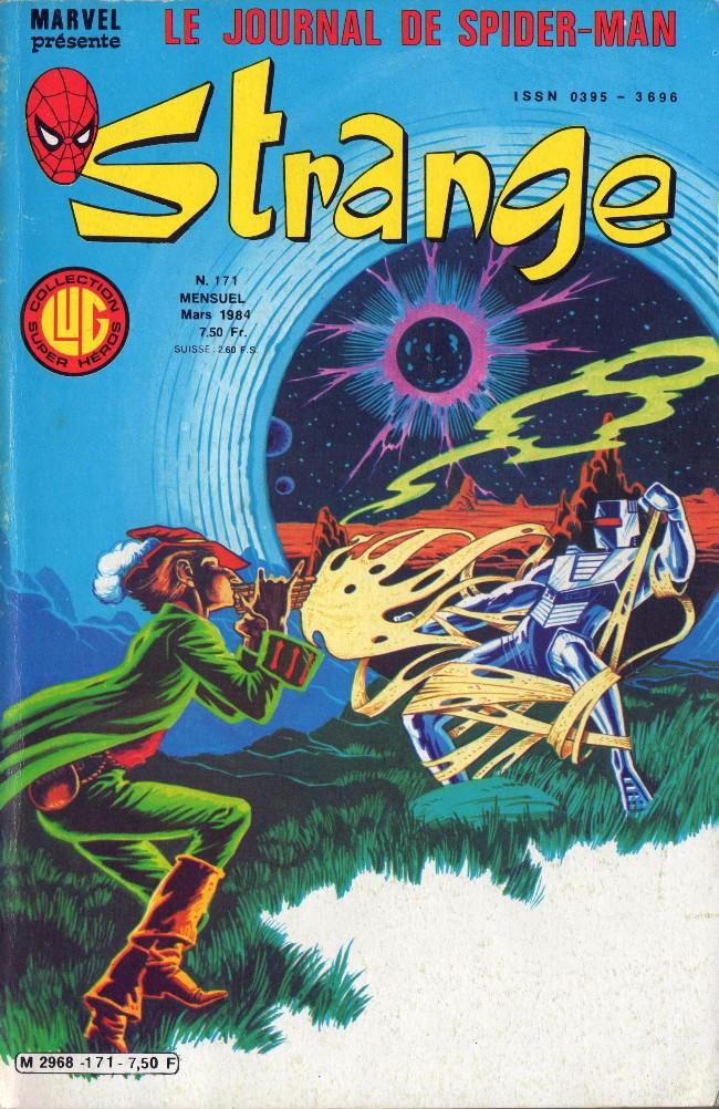 Couverture de Strange -171- Strange 171