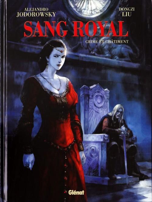 Couverture de Sang Royal -2- Crime et châtiment