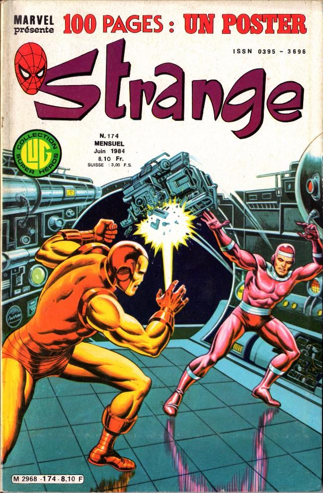 Couverture de Strange -174- Strange 174