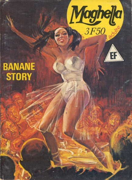 Couverture de Maghella -80- Banane story
