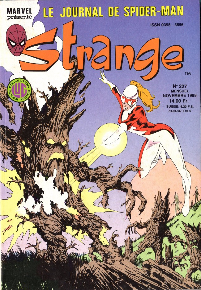 Couverture de Strange -227- Strange 227
