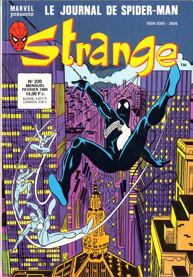 Couverture de Strange -230- Strange 230