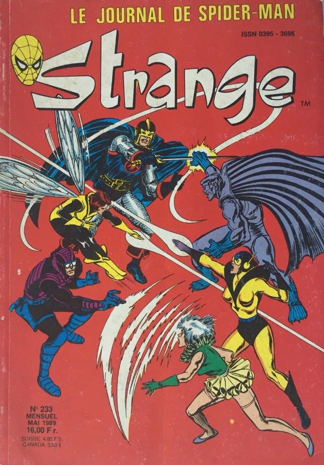 Couverture de Strange -233- Strange 233